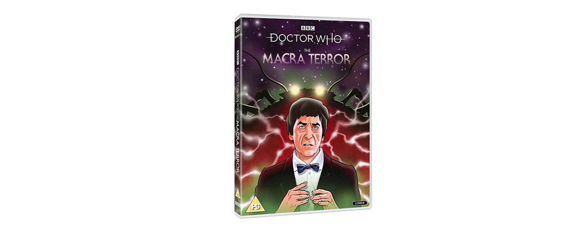 Doctor Who: The Macra Terror - DVD Review‪